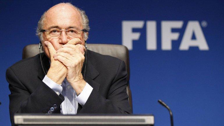 Joseph Blatter terminará su mandato instantáneamente después que culmine el Congreso de este viernes