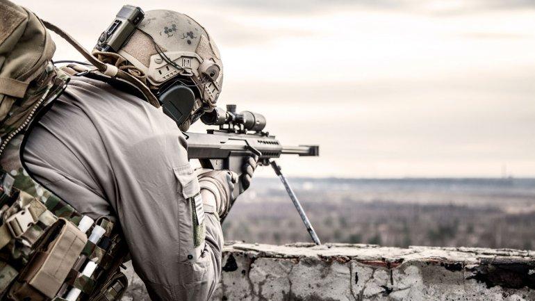 Un francotirador de las SAS terminó con la vida de un terroristas de ISIS a una distancia de 1200 metros.