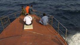 Rescatistas indonesios buscan sobrevivientes del naufragio