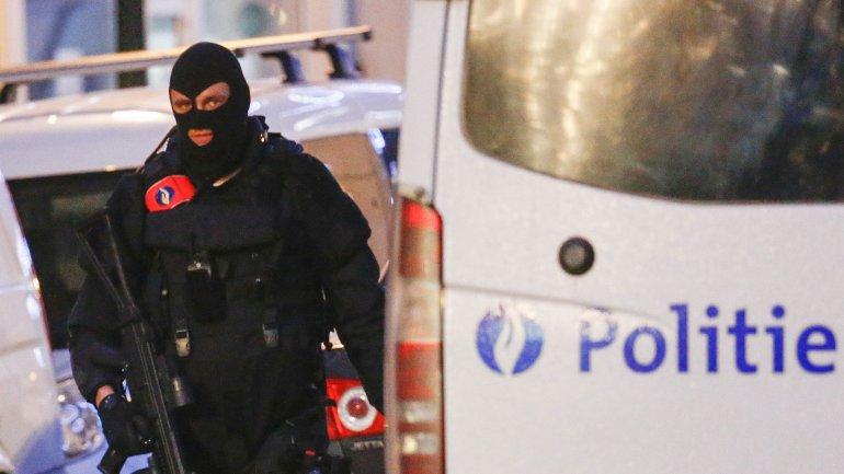Bruselas alberga las instituciones europeas y la OTAN y, desde finales de noviembre, se halla en el nivel 3 de alerta terrorista