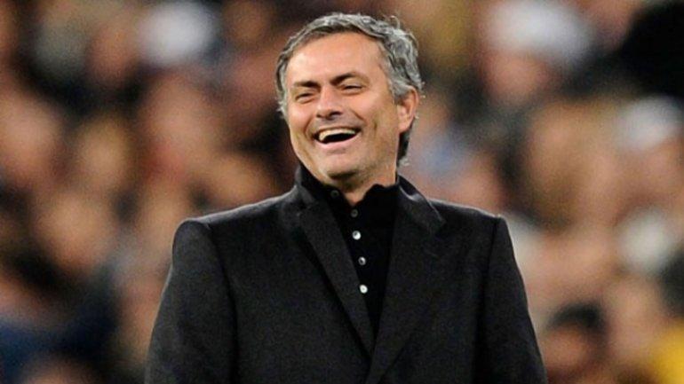 José Mourinho aún no tiene definido su futuro.