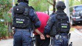 La policía australiana detuvo a dos personas sospechadas de terrorismo
