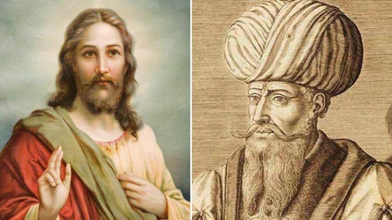 Jesucristo y Mahoma son los fundadores de las dos mayores religiones universales.