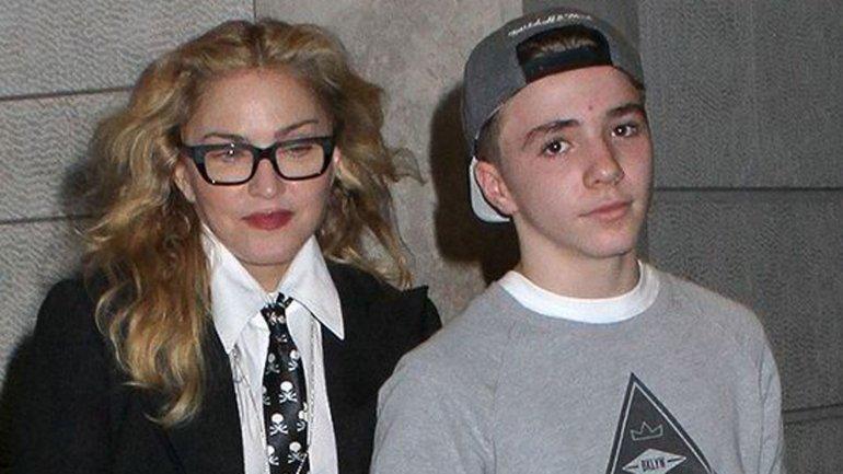 Madonna busca recomponer su relación con su hijo, Rocco Ritchie