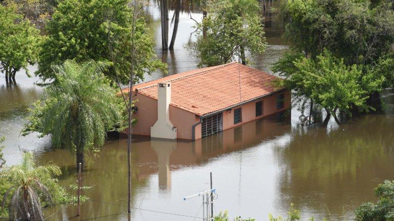 Inundaciones en Argentina, Brasil, Paraguay  y Uruguay