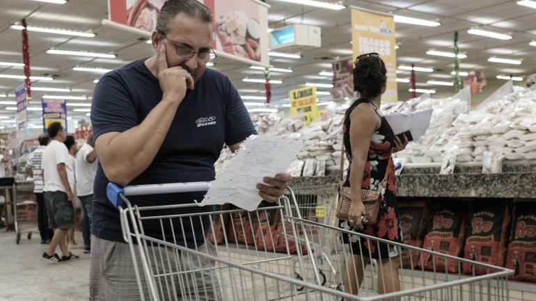 La inflación en Brasil alcanzó su mayor nivel desde 2002