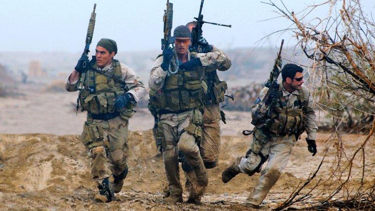 Fuerzas especiales de EEUU e Irak llevaron a cabo una operación precisa y rápida