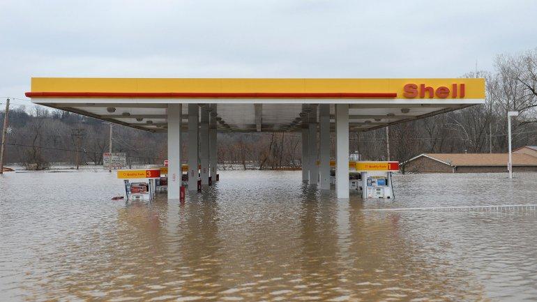 Missouri, en Estados Unidos, fue una de las zonas más afectadas