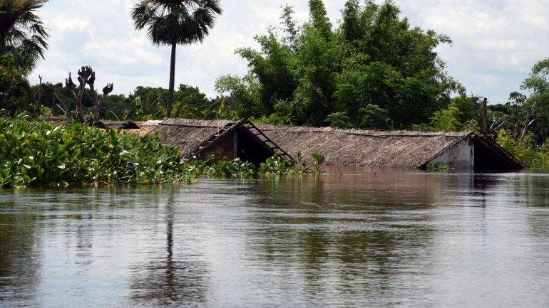 Más de 100.000 personas han sido damnificadas en Paraguay por las inundaciones