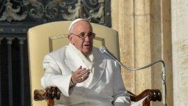 El papa Francisco pidió rezar por los damnificados de las inundaciones