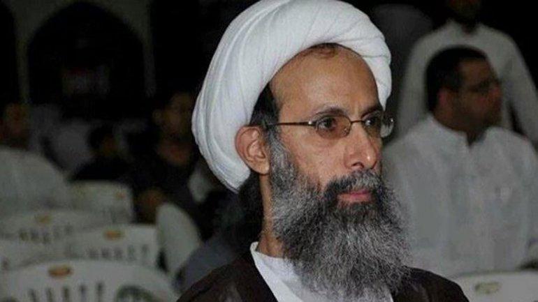 El Sheik Nimr al-Nimr fue ejecutado en Arabia Saudita