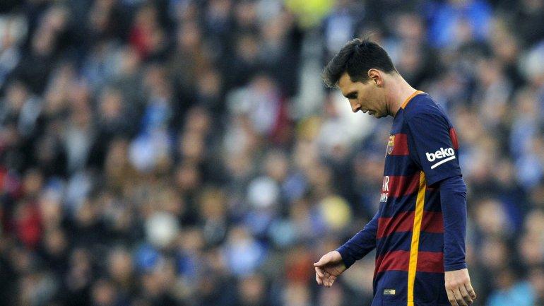 Lionel Messi no llegó a un acuerdo conElectronic Arts