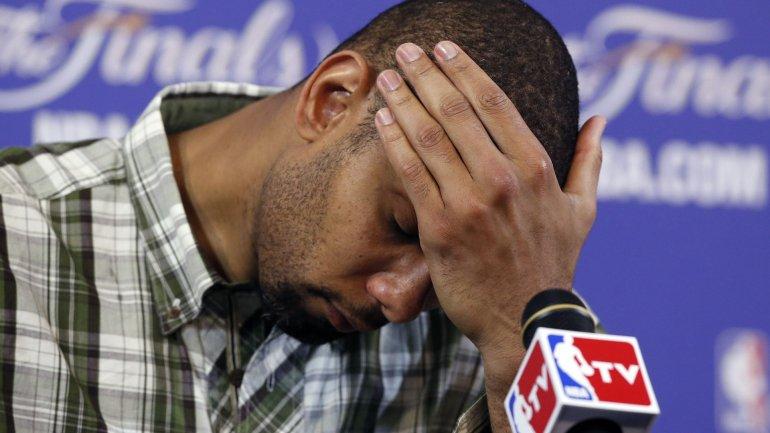 Tim Duncan es el jugador que acumula más partidos anotando de manera consecutiva