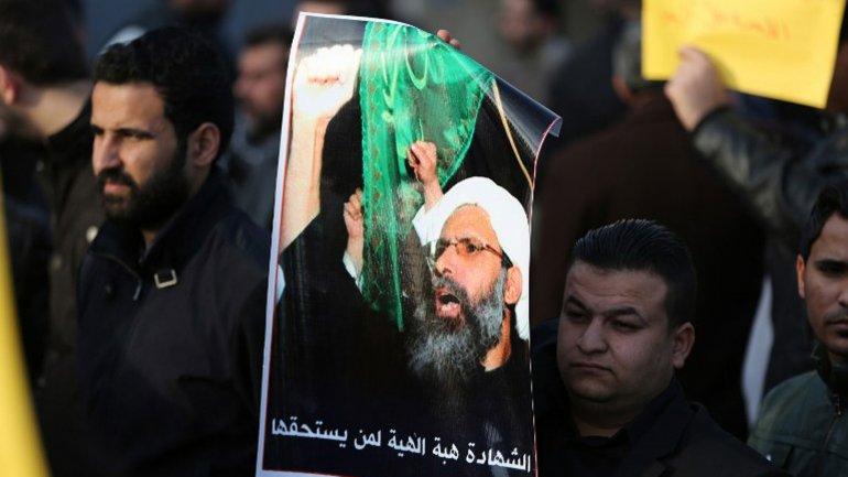 La ejecución del clérigo chiita Nimr Al-Nimr en Arabia Saudita provocó la furia de los iraníes quienes incendiaron la embajada de ese país en Teherán