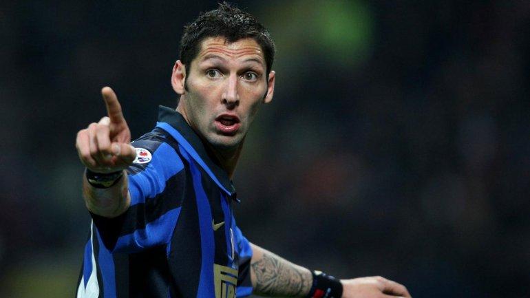 Marco Materazzi le deseó suerte a Zinedine Zidane y criticó a Rafael Benítez