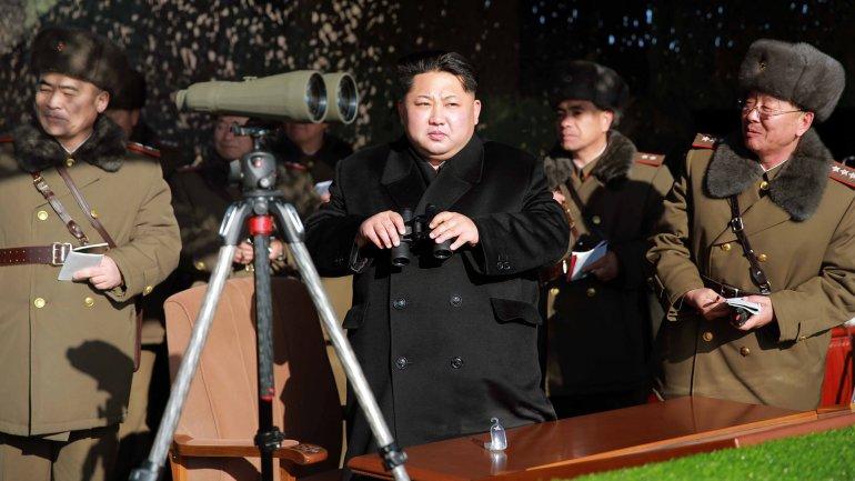 Corea del Norte anunció haber realizado con éxito su primera prueba de la bomba de hidrógeno, pero los expertos no le creen