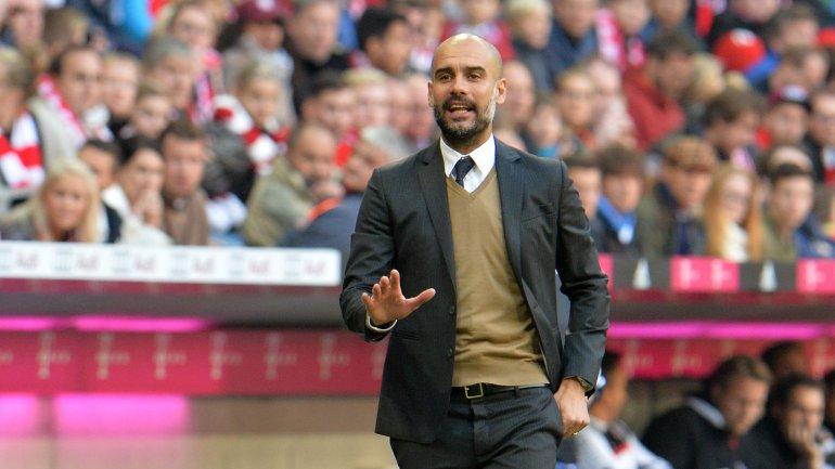 Josep Guardiola ya acordó su llegada al Manchester City