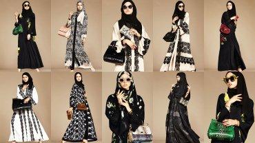 La colección de Dolce & Gabbana respeta las pautas de la sharia