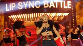 Channing Matthew Tatum participó del estreno de la segunda temporada de Lip Sync Battle