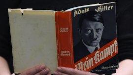 Mi lucha fue el libro más vendido durante el gobierno de Hitler después de la Biblia.