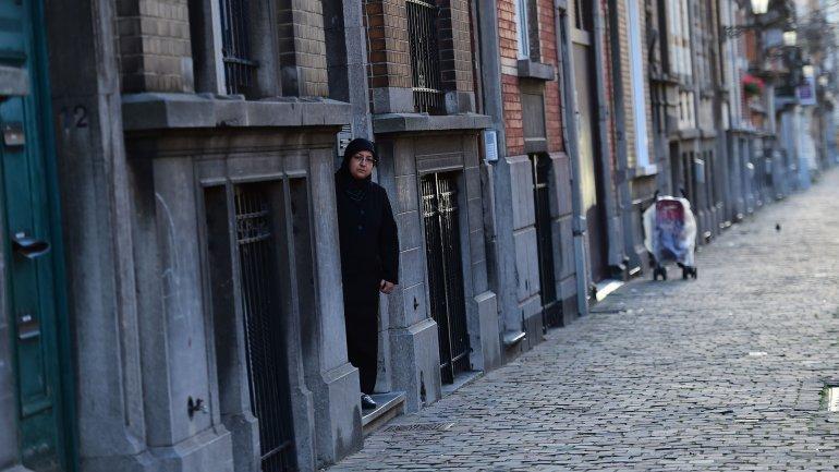 Schaerbeek, el barrio donde encontraron el taller terrorista en Bélgica