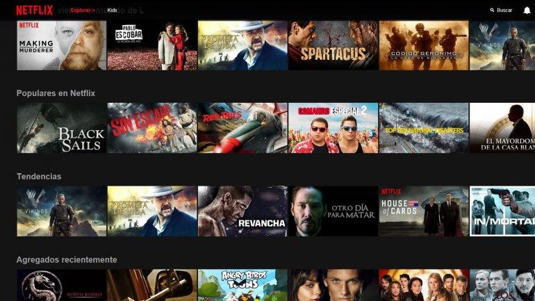 Los códigos secretos de Netflix permiten descubrir miles de nuevas películas que permanecían ocultas en los perfiles de los usuarios