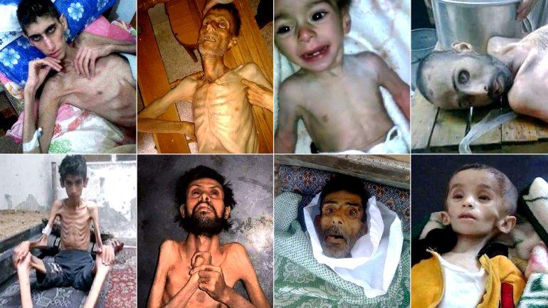 Las víctimas de Bashar Al assad y Hezbollah en Siria
