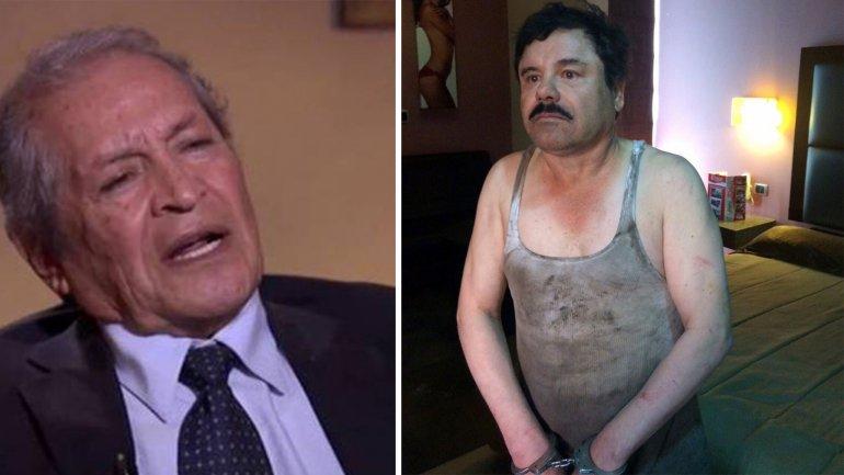 Juan Pablo Badillo, abogado de El Chapo Guzmán