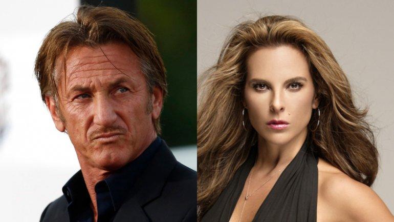 Sean Penn y Kate del Castillo se reunieron con El Chapo Guzmán
