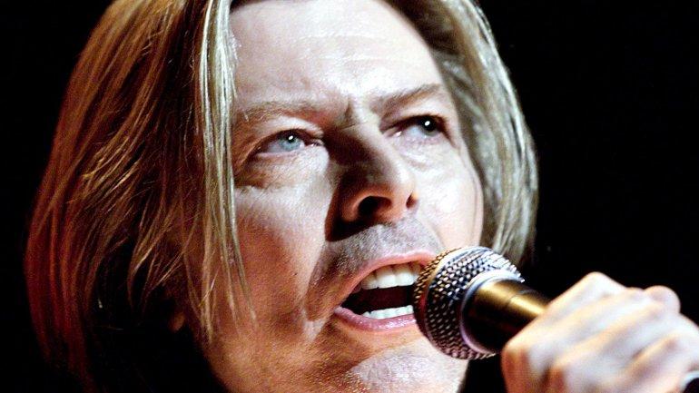 El músico británico durante un festival en Nueva York en julio del 2000
