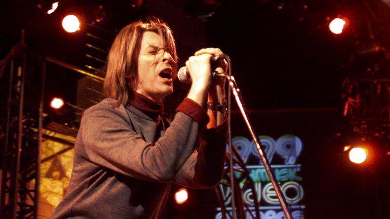 Bowie en el