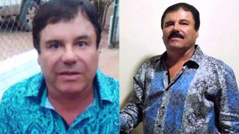 Las camisas que utilizó El Chapo en el video y en la entrevista de Rolling Stone