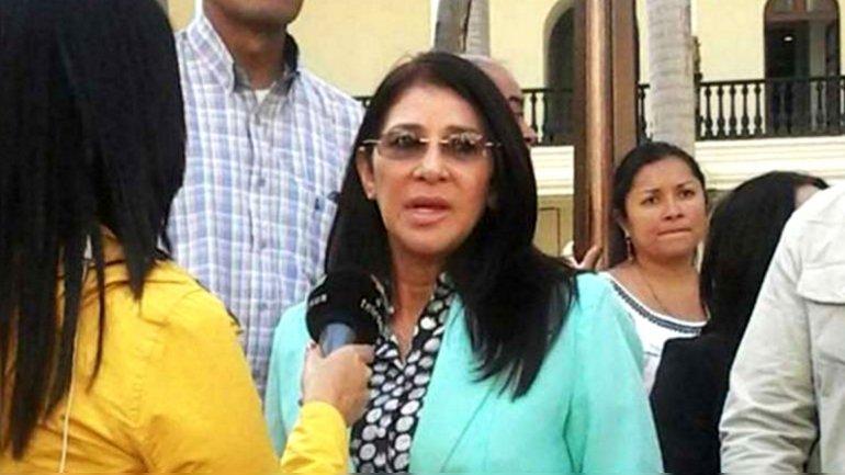 Cilia Flores volvió a referirse al caso de sus sobrinos detenidos en Estados Unidos por narcotráfico