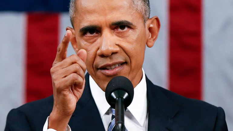 Obama brindó un fuerte discurso sobre el Estado de la Unión