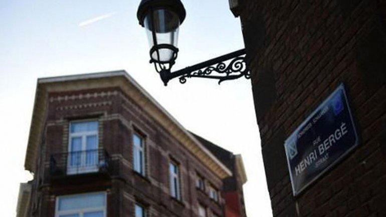 Una de las viviendas está ubicada en la calle Henri Bergé en Schaerbeek