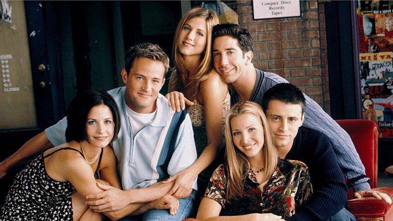 Todos los actores de Friends menosMatthew Perry serán parte de un especial de la cadena NBC