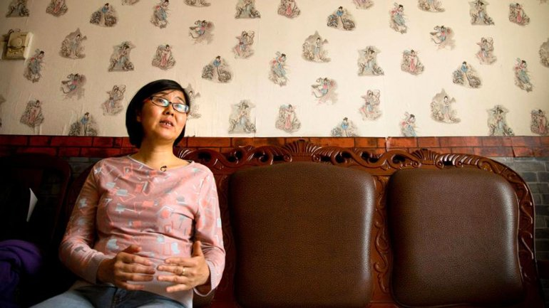 Resultado de imagen de Wang Yu activista ddhh