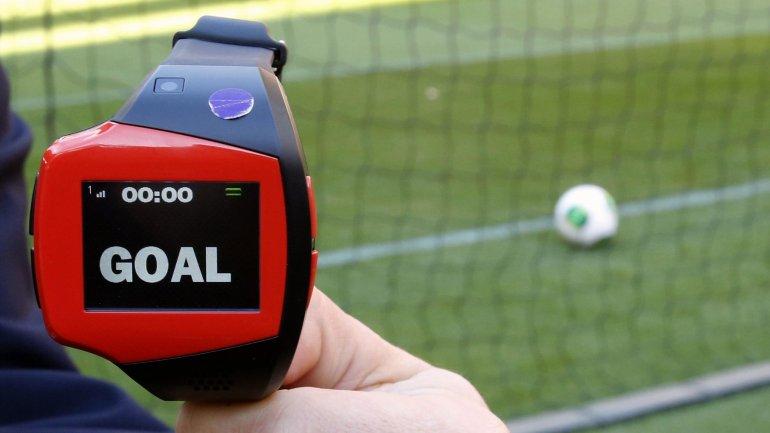 Durante el Mundial de Brasil 2014 se utilizó tecnología para saber si la pelota había o no ingresado al arco