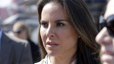 Kate del Castillo es buscada por la Justicia mexicana por sus vínculos con El Chapo Guzmán