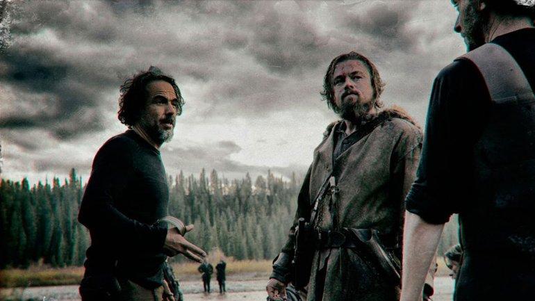 Alejandro González Iñárritu yEmmanuel Lubezki, grandes protagonistas en los Oscar 2016