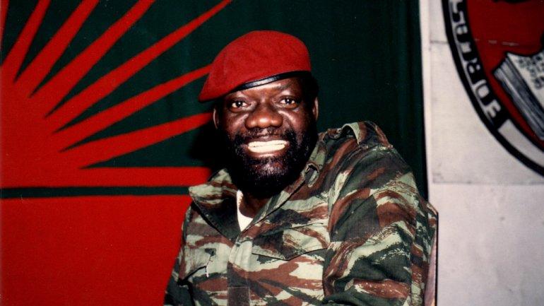 Jonas Savimbi, fundador de UNITA