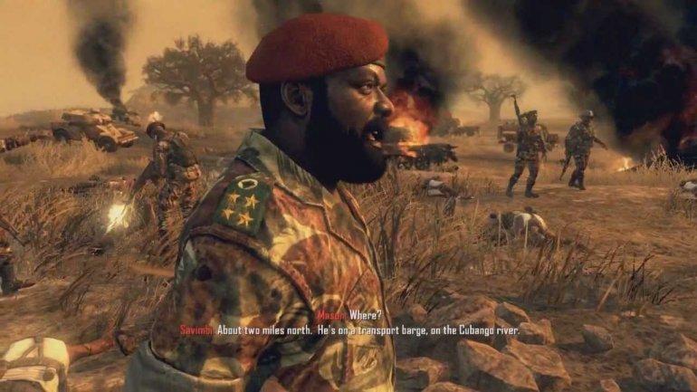 Imágenes del videojuego Call of Duty: Black Ops II