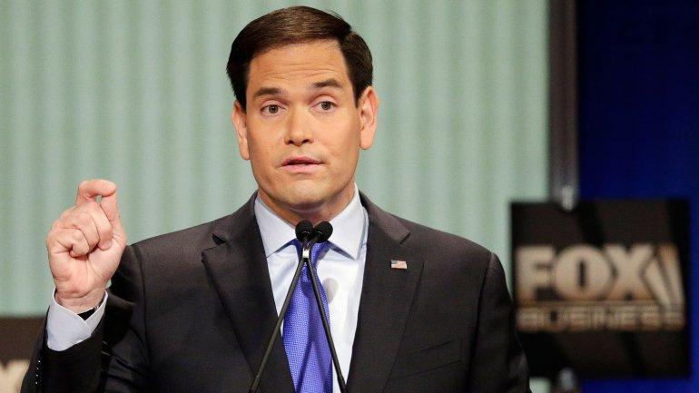 Marco Rubio defendió fervientemente la Segunda Enmienda