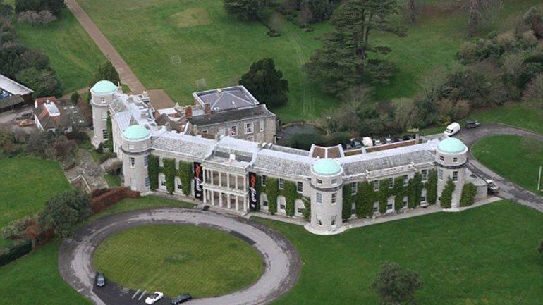 Goodwood House, el castillo de la realeza británica que fue robado. Se llevaron joyas históricas por valores incalculables.