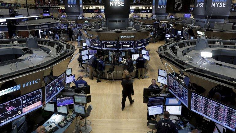 Día negro para Wall Street