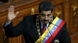 Nicolás Maduro rindió cuentas ante la Asamblea Nacional