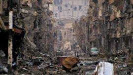 En los encarnizados combates del sábado murieron 59 combatientes