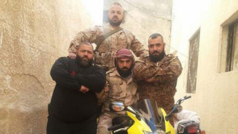 Los Shabihas se infiltraron entre los refugiados sirios