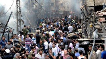 ISIS mató el sábado entre 135 y 280 personas en la ciudad siria de Deir Ezzor