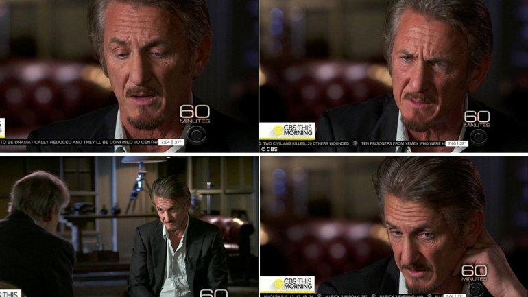 Sean Penn brindó una entrevista en la que relató su reunión con Joaquín El Chapo Guzmán